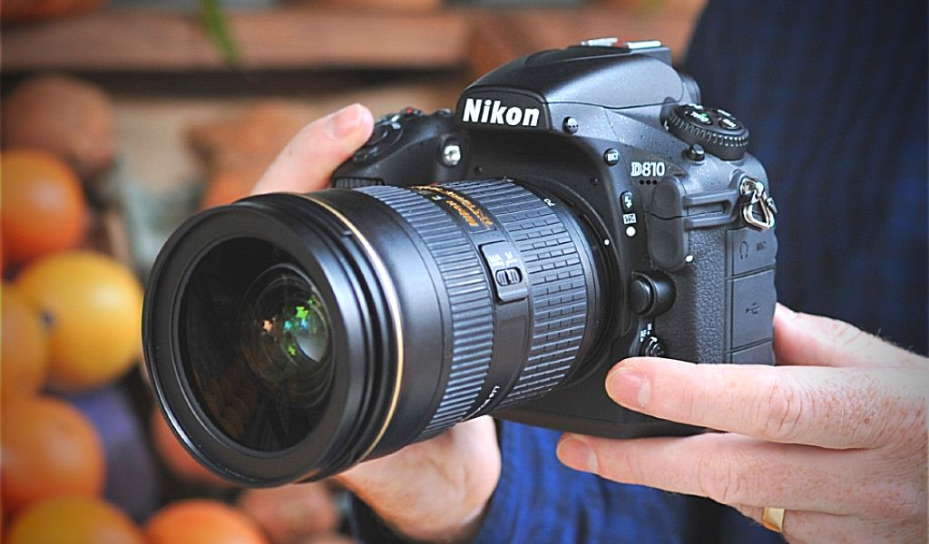 Đánh giá Nikon D810