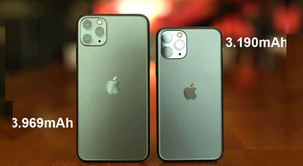 Iphone 11 Pro và Pro Max