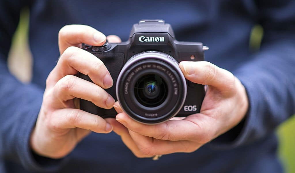 Review Canon 50m