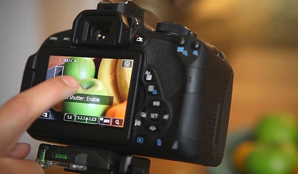 Máy Ảnh EOS Canon 700d