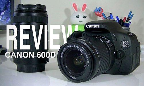 Đánh giá Canon 600d