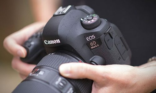 Đánh Giá Canon EOS 6D Mark II Chi Tiết