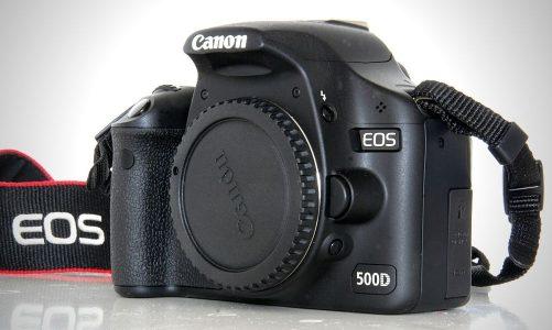 Đánh Giá Canon 500D: Review Máy Ảnh Chi Tiết