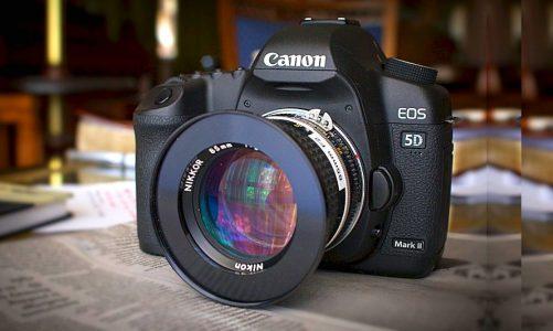 Review Đánh Giá Canon EOS 5D Mark II