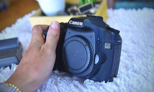 Đánh giá Canon 50D