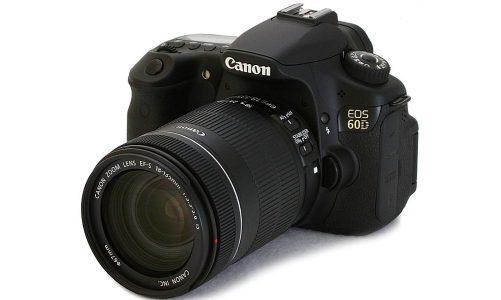Đánh giá canon 60d