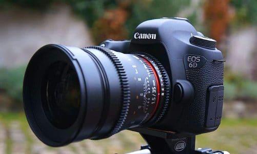 Đánh giá Canon 6D