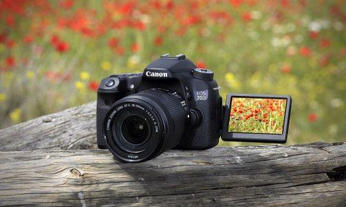 Đánh giá Canon 70d