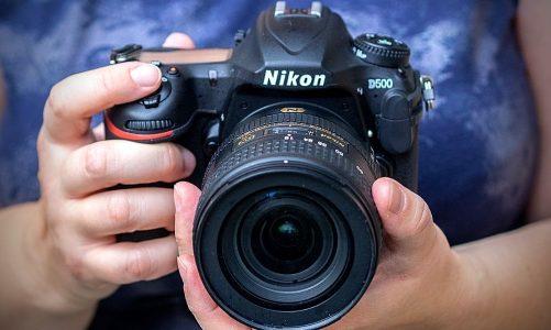 Đánh giá Nikon D500