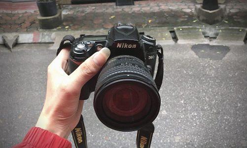 Đánh giá Nikon D90
