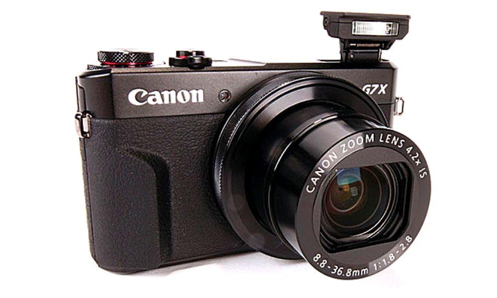 Lens fix canon