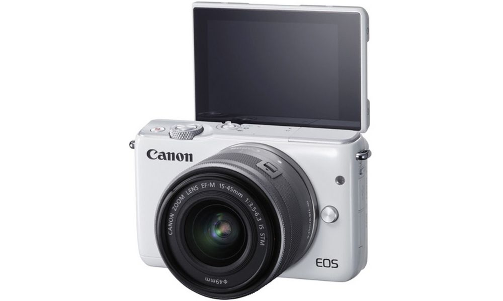 thiết kế canon m10