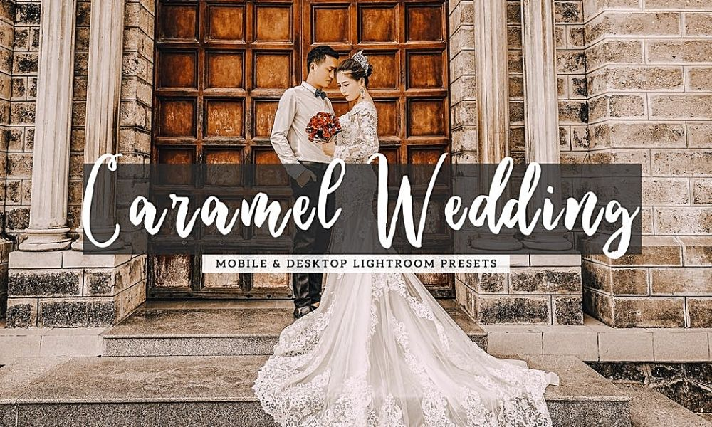 Caramel Wedding Preset