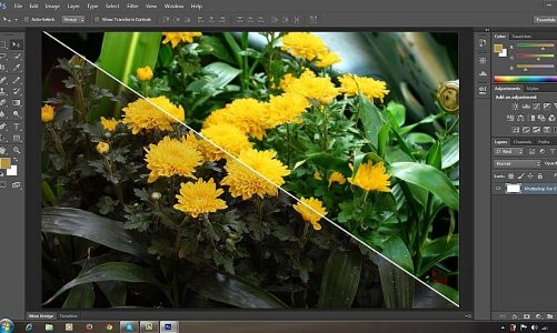 Cách Chỉnh Sửa Ảnh Bằng Photoshop CS6