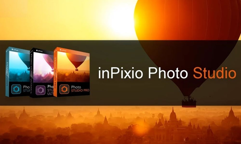 InPixio Photo Studio Ultimate