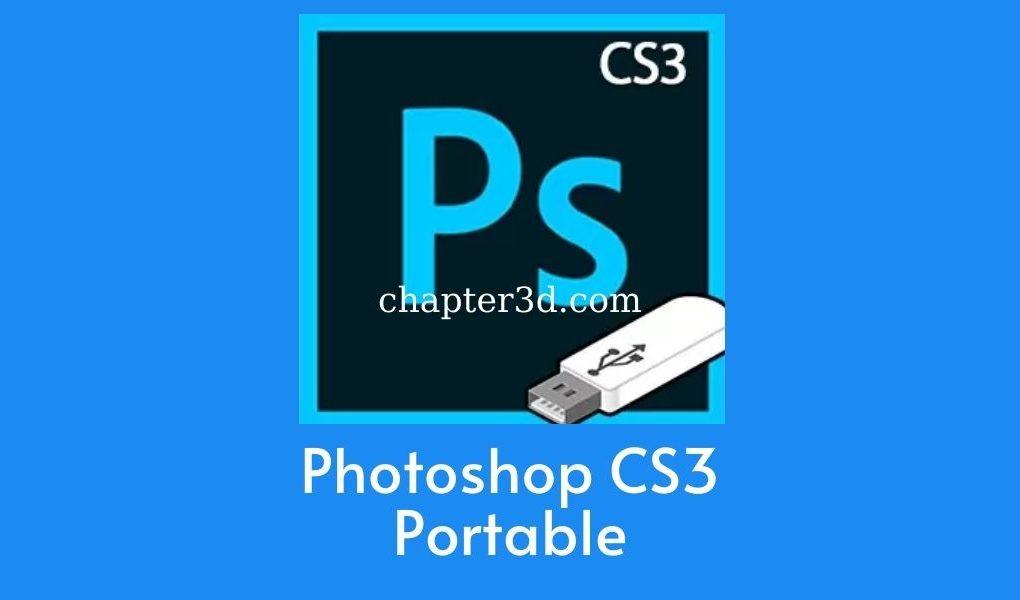 Photoshop CS3 Portable
