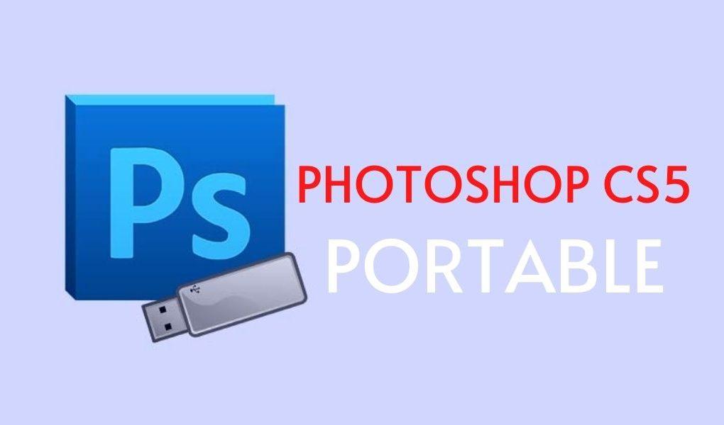 Photoshop CS5 Portable