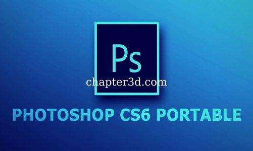 Download Photoshop CS6 Portable Full 32 / 64bit Google Drive Không Cần Cài Đặt