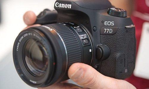 Đánh giá Canon EOS 77D