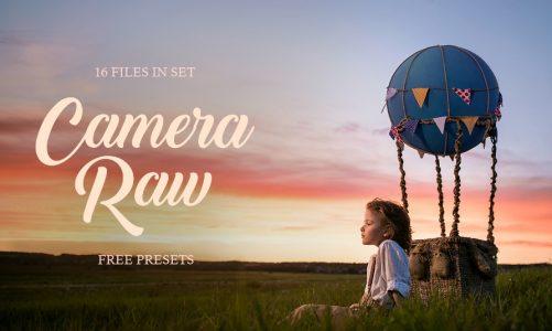 Chia Sẻ Preset Camera Raw Đẹp Miễn Phí Download 2020