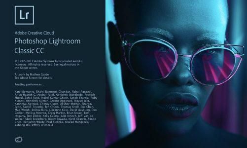 Hướng Dẫn Cách Sử Dụng Phần Mềm Lightroom CC Chi Tiết
