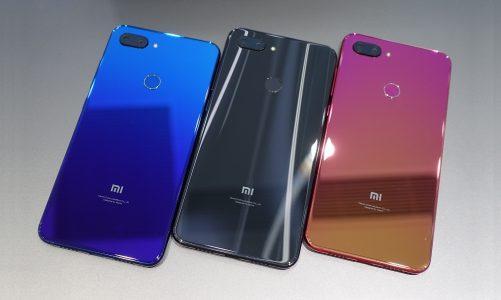 Đánh giá Xiaomi Mi 8