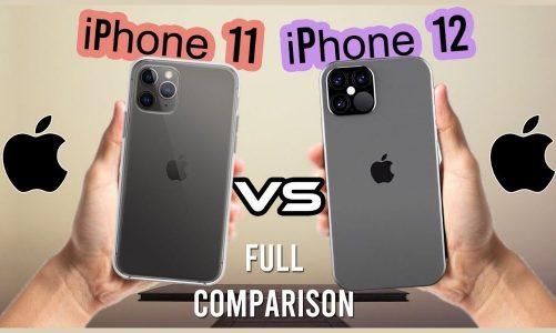 iPhone 12 và iPhone 11