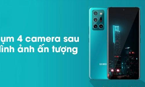 Camera Samsung Galaxy S21 có gì nâng cấp?