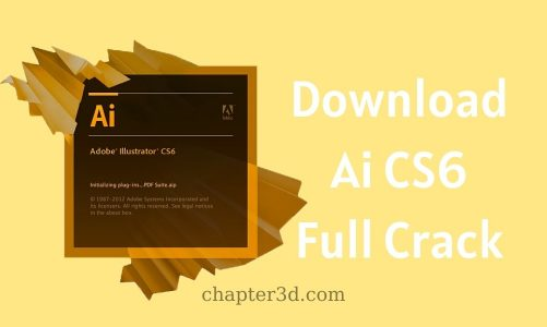 Download Adobe Illustrator CS6 Full Crack 32/64 Bit Miễn Phí