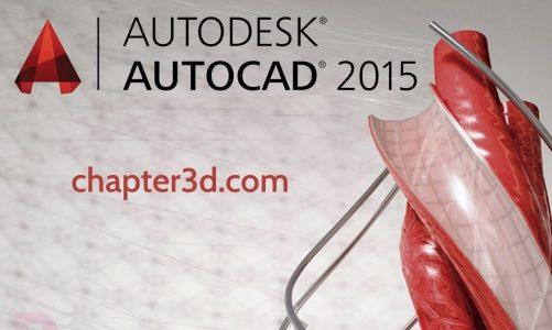 Download AutoCAD 2015 Full Crack Miễn Phí 32/64bit + Hướng Dẫn cài đặt