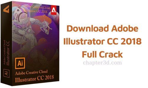 Download Adobe Illustrator CC 2018 Full Crack Miễn Phí